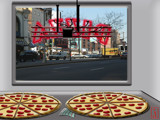 Pizza - New York Style by Jhihmoac, Illustrations->Digital gallery
