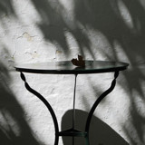 Table with sun and shade by Vickid, contests->b/w challenge gallery