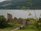 Urquhart Castle, Loch Ness by s0050463, photography->castles/ruins gallery