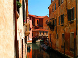 Venice Alleyway [2] [revised] by boremachine, photography->architecture gallery