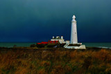 Dark Day by biffobear, photography->lighthouses gallery