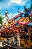 Fun Fair In Middelburg by corngrowth, photography->general gallery