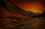 You take the high road by biffobear, photography->sunset/rise gallery