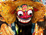 Barong Mask by scn70, Photography->Sculpture gallery
