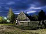 cowshed by night by jzaw, Photography->Architecture gallery