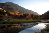 Logan Canyon, Utah - Autumn Evening by nmsmith, photography->landscape gallery