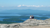 A view from on top of Mt Major by ted3020, photography->mountains gallery