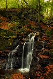 Early Fall by biffobear, photography->waterfalls gallery