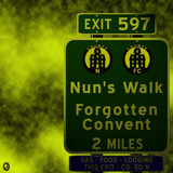 AU Road Signs - Exit 597 by Jhihmoac, illustrations->digital gallery