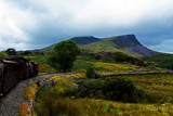 Travels through Snowdonia 2 by biffobear, photography->trains/trams gallery