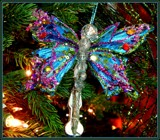 Christmas Butterfly by trixxie17, holidays->christmas gallery
