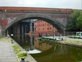 Bridge over Castlefield Canal, Manchester by fogz, Photography->Bridges gallery