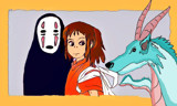 Spirited Away by bfrank, illustrations gallery