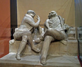 The Conversation.... by biffobear, photography->sculpture gallery