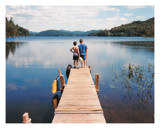 Buddies in the Adirondacks by Saggio, photography->people gallery