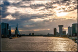 Maas River At Dusk by corngrowth, photography->sunset/rise gallery