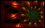 100 Degrees in the Shade by tealeaves, Abstract->Fractal gallery