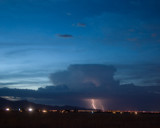 Lightning! by Delusionist, Photography->Landscape gallery