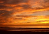 red sky at night, sailors' delight by rolonmascara, Photography->Sunset/Rise gallery