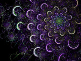 Grape Dangles  by Joanie, Abstract->Fractal gallery