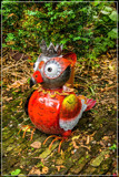 King Robin by corngrowth, photography->sculpture gallery