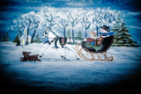 Sleigh Ride by Eubeen, holidays->christmas gallery