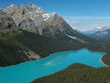 peytolake canada by tokkie, Photography->Mountains gallery