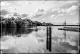 Lake Of Veere In B&W by corngrowth, contests->b/w challenge gallery