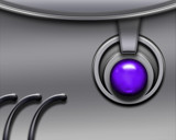 Meta-ball Purple by artytoit, abstract gallery