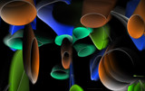 Toot Your Own Horn by Flmngseabass, abstract gallery