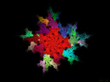 Knitted flowers by J_272004, Abstract->Fractal gallery