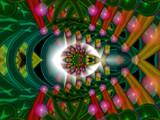 Hawaiian Fruit Salad by Flmngseabass, abstract gallery