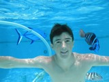 Joby and the Fish by Joby, photography->people gallery