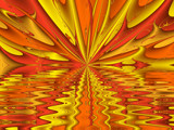 Lake of Fire by DevilsJohnson_2, Abstract->Fractal gallery