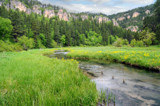 Little Spearfish Creek and Canyon by Nikoneer, photography->landscape gallery