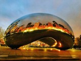 The Bean by Starglow, photography->sculpture gallery