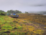 Misty Boat by ianmacappin, Photography->Boats gallery