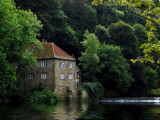 The Old Fulling Mill by biffobear, photography->mills gallery