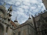 St. Mark's Basilica & Doge's Palace in Venice, Italy by Pfaff, Photography->Places of worship gallery
