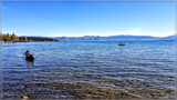 Lake Tahoe North Shore by Flmngseabass, photography->water gallery