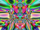 Neon Madness by CK1215, abstract->Surrealism gallery