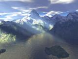 Terraland Coast 1 by Mannie3, computer->landscape gallery