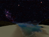 The perfect night by Foxfire66, Computer->Space gallery