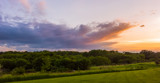 Chalco Hills Sunset (1) by Pistos, photography->sunset/rise gallery