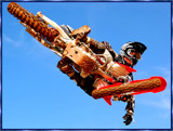 HIGH FLYER by pikman, Photography->Action or Motion gallery