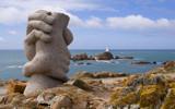 Saint Malo Catamaran Monument ................. by fogz, Photography->Sculpture gallery