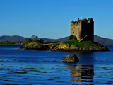 Castle Stalker by biffobear, photography->castles/ruins gallery