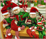 The Elf Family by trixxie17, holidays->christmas gallery