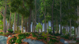 Summer Leaves by Akeraios, computer->landscape gallery