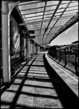 Railway Platform by Dunstickin, photography->architecture gallery